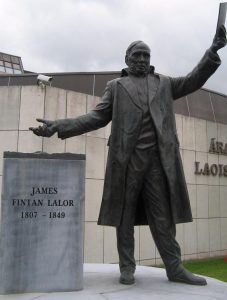James Fintan Lalor statue