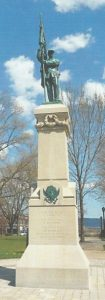 John Sedgwick Monument (1868), United States Military Academy, West Point, New York