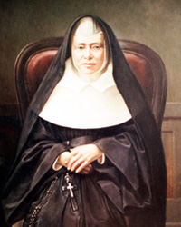 Rev. Mother Mary Frances Ward