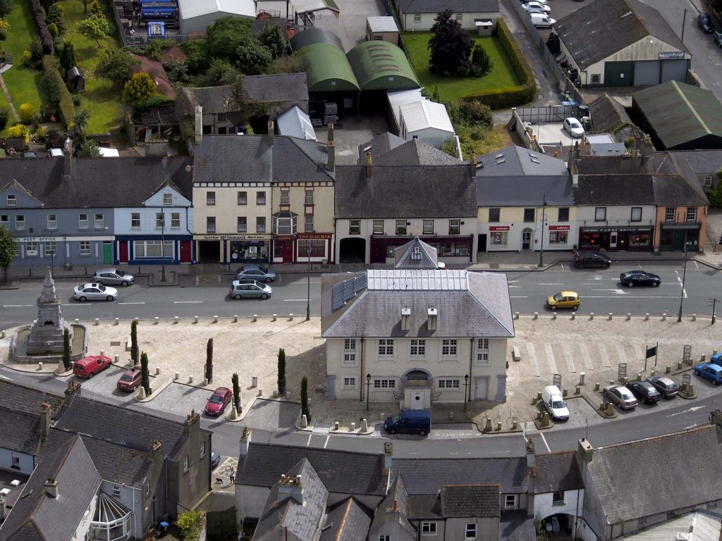 Town of Abbeyleix